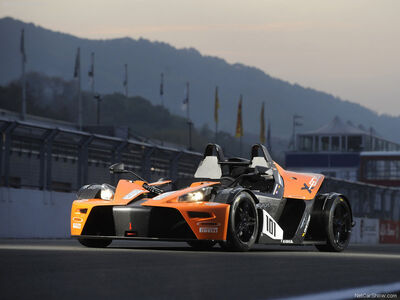 KTM-X-Bow Race 2008 800x600 wallpaper 01
