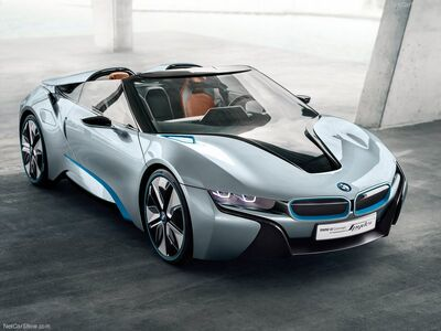 BMW-i8 Spyder Concept 2012 800x600 wallpaper 01