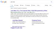 Google-julie