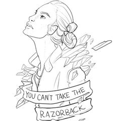 You can't take the Razorback