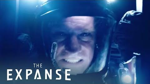 THE EXPANSE Season 3 Official San Diego Comic Con 2017 Trailer SYFY