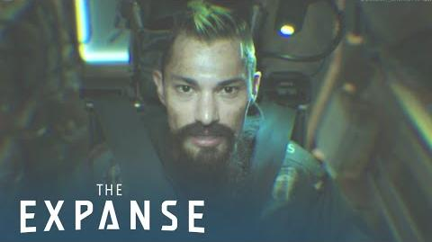THE EXPANSE Science Of The Expanse - High G Low G SYFY
