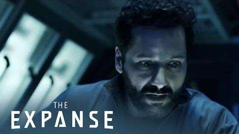 THE EXPANSE Full Panel - San Diego Comic-Con 2016 SYFY