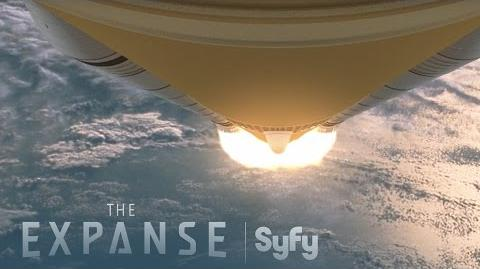THE EXPANSE NASA Behind the Science - Space Travel