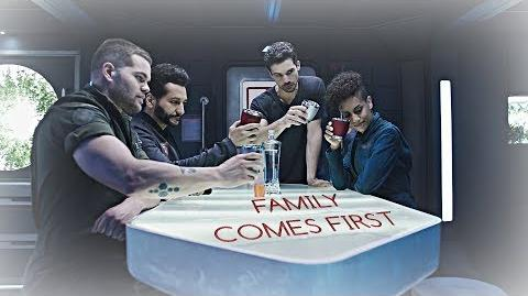 The Expanse Family Comes First