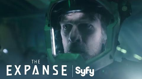 THE EXPANSE Inside Season 2 Episode 2 Syfy