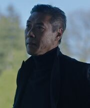 Jules-Pierre Mao at his estate