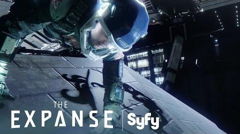 THE EXPANSE Inside The Expanse Episode 6 Syfy
