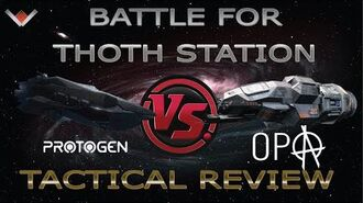 Expanse Installment Battle for Thoth Station Tactical Review
