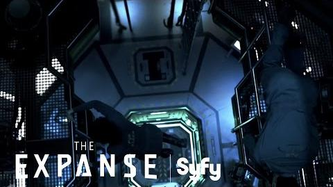 THE EXPANSE Inside Look Episode 1 Syfy