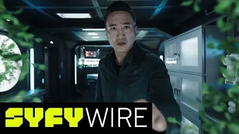 The Expanse Cast Preview Season 3 San Diego Comic-Con 2017 SYFY WIRE