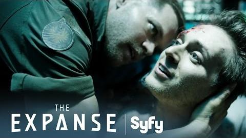 THE EXPANSE Inside the Expanse Season 2, Episode 10 Syfy