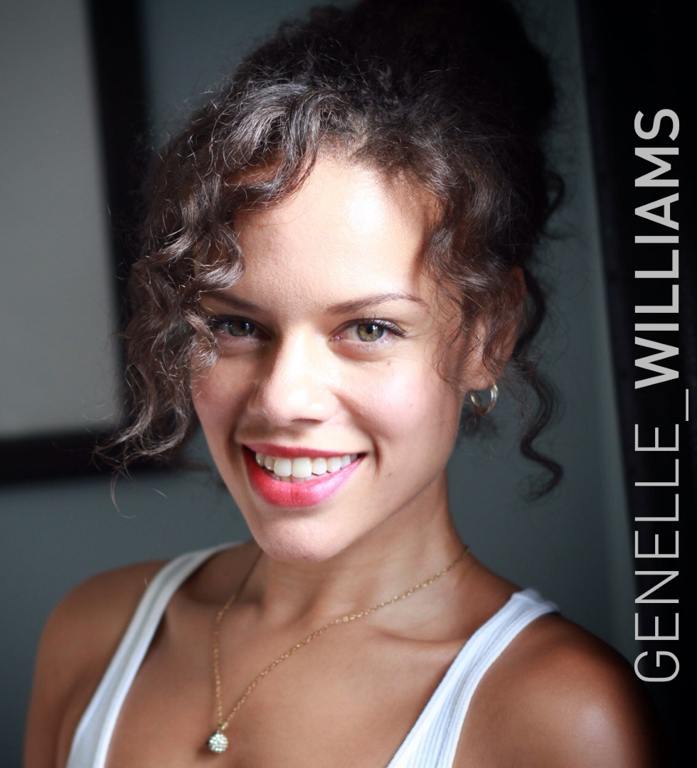 Genelle Williams twitter