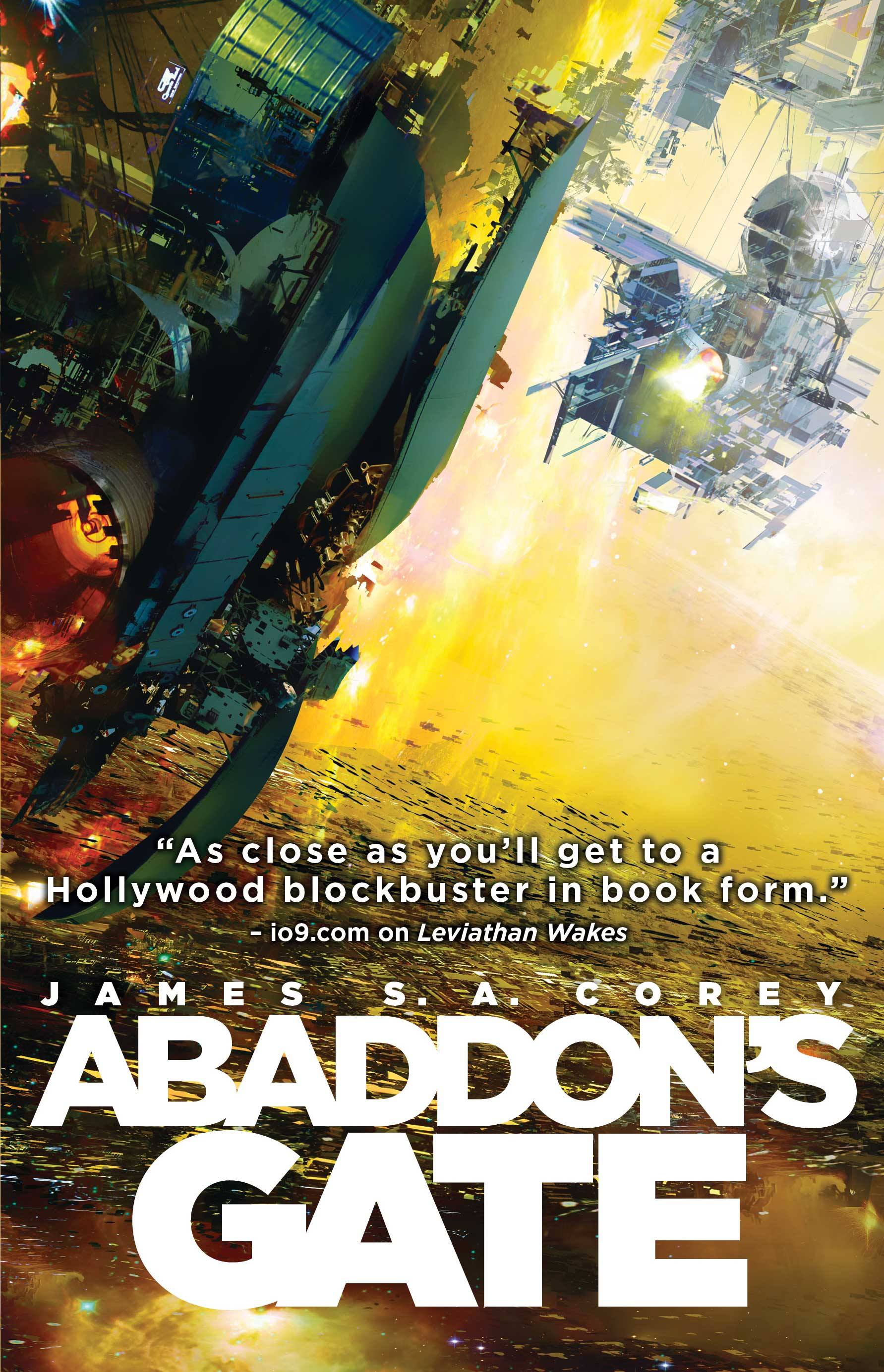 Abaddon's Gate | The Expanse Wiki | FANDOM powered by Wikia