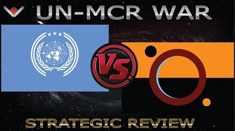 Expanse Installment - UN MCR War Strategic Review