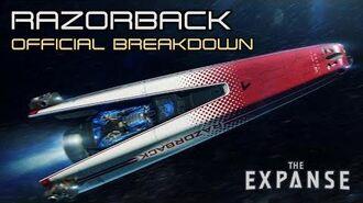 The Expanse The Razorback - Official Breakdown-0