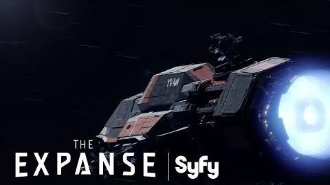 THE EXPANSE Inside The Expanse Episode 4 Syfy