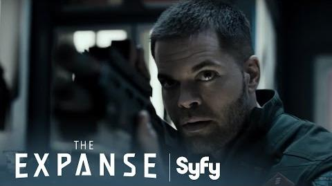 THE EXPANSE Season 2 The Expanse, Expanded Syfy