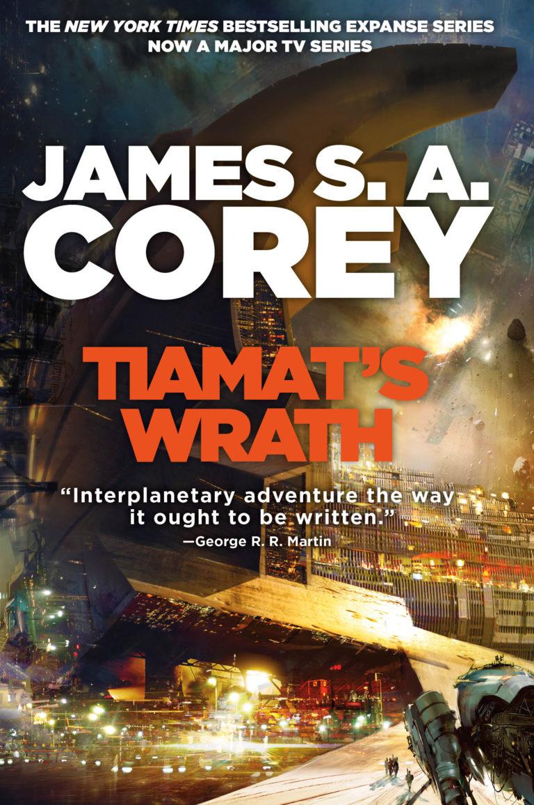 Tiamat's Wrath | The Expanse Wiki | FANDOM powered by Wikia