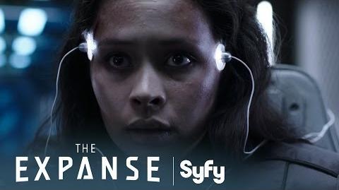 THE EXPANSE Inside the Expanse Season 2, Episode 7 Syfy