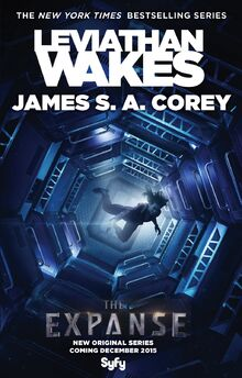 Leviathan Wakes cover (tie-in)