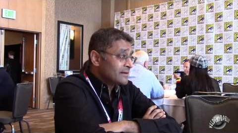 SDCC 2015 The Expanse Naren Shankar (EP)