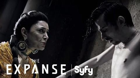 THE EXPANSE (Trailer) Page to Screen Syfy