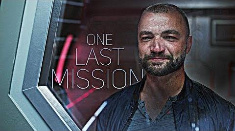 (The Expanse) Cotyar Ghazi One Last Mission