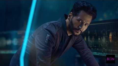 Cas Anvar of 'The Expanse' Gives Us The Deets About The Series!