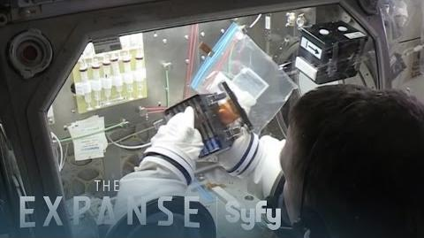 THE EXPANSE NASA Behind the Science - Living In Space