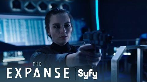 THE EXPANSE Season 2 An Ode To Drummer Syfy
