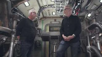 Adam Savage Interviews Expanse Production Designer Tony Ianni
