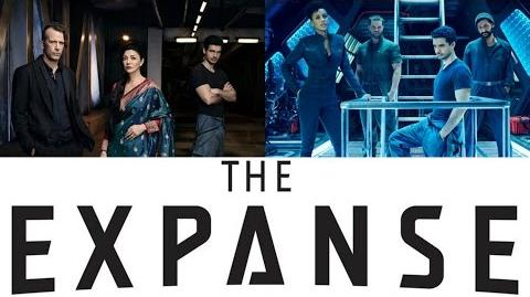 All You Should Know About The Expanse (Hawk Ostby)