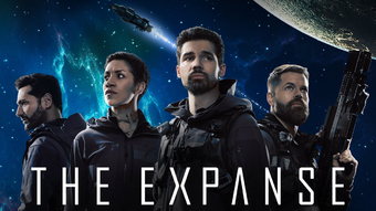 The Expanse S4 mobile