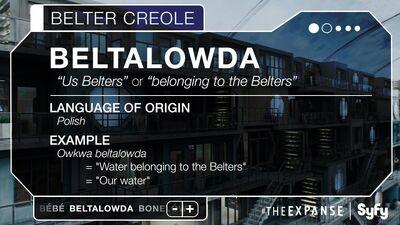 TheExpanse-BelterCreole-Beltalowda