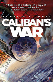 Caliban's War (first edition)
