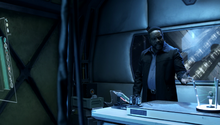 S01E09-FredJohnson Broadcasts Donnager DataCube Evidence 00