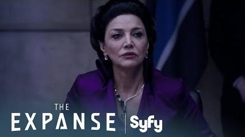 THE EXPANSE The Powerful Women of The Expanse Syfy
