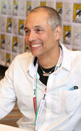 Hawk Ostby at SDCC
