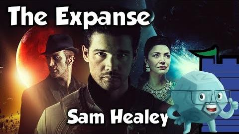 The Expanse Board Game Review with Sam Healey