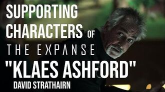 """Supporting Characters of The Expanse 3 """"Klaes Ashford"""" - Finest Character of Season 4? HD"""