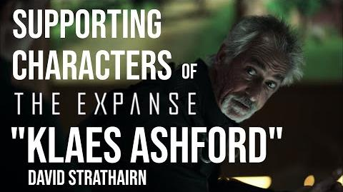 "Supporting Characters of The Expanse 3 ""Klaes Ashford"" - Finest Character of Season 4? HD"