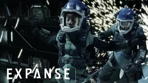 THE EXPANSE 9 Job Requirements For the Cast Syfy
