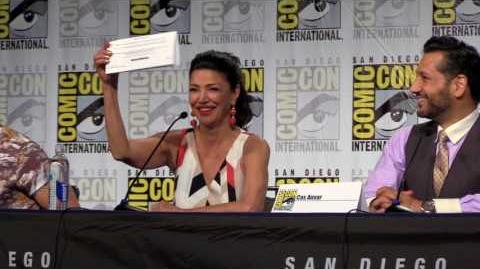 Syfy's The Expanse Panel San Diego Comic Con 2017