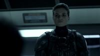 S01E03-DianaBentley as SgtGrimes 01