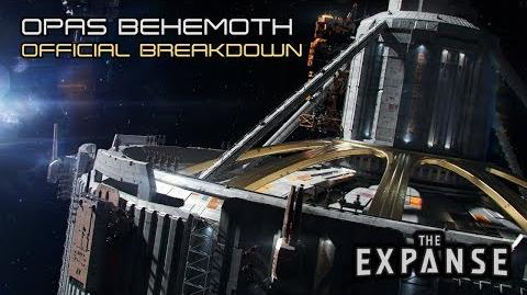The Expanse OPAS Behemoth - Official Breakdown