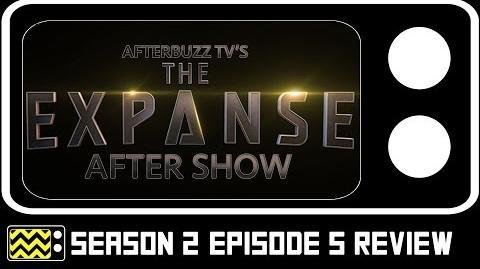 The Expanse Season 2 Episode 5 Review w Dominique Tipper AfterBuzz TV