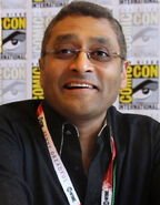 Naren Shankar at SDCC