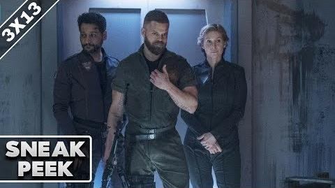 "The Expanse 3x13 ""Abaddon's Gate"" (Season Finale) Season 3 Episode 13 Promotional Photos & Synopsis"