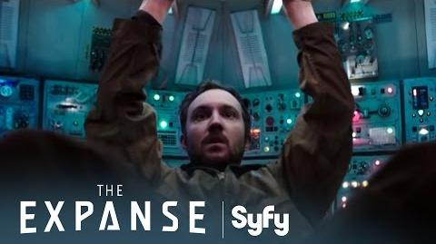 THE EXPANSE Inside the Expanse Season 2, Episode 6 Syfy